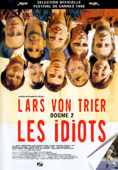 Affiche Les Idiots