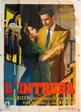 Affiche L'intrusa