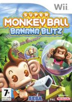 Jaquette Super Monkey Ball : Banana Blitz