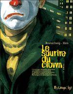 Couverture Le Sourire du clown, tome 1