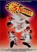 Affiche Les 3 Ninjas se révoltent