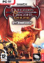 Jaquette Dungeons & Dragons Online : Stormreach