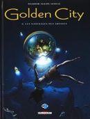 Couverture Les Naufragés des abysses - Golden City, tome 8