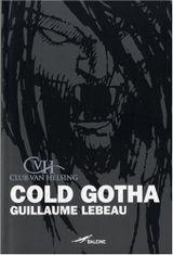 Couverture Cold Gotha le retour de Dracula
