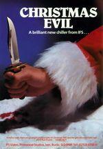 Affiche Christmas Evil