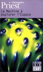 Couverture La Machine à explorer l'espace