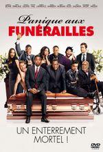 Affiche Panique aux funérailles