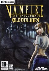 Jaquette Vampire: The Masquerade - Bloodlines