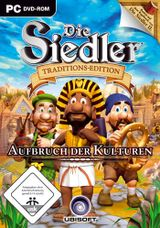 Jaquette The Settlers : Rise of Cultures