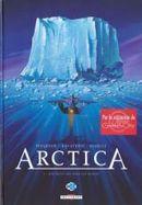 Couverture Dix mille ans sous les glaces - Arctica, tome 1