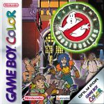 Jaquette Extreme Ghostbusters