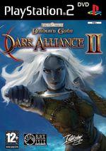 Jaquette Baldur's Gate : Dark Alliance II