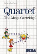 Jaquette Quartet