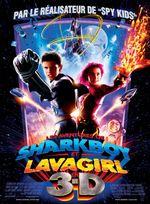 Affiche Les Aventures de Shark Boy et Lava Girl