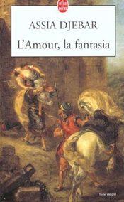 Couverture L'Amour, la fantasia