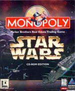 Jaquette Monopoly Star Wars