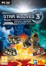 Jaquette Star Wolves 3 : Civil War