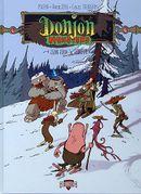 Couverture Jean-Jean la terreur - Donjon Monsters, tome 1