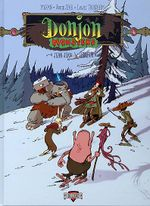 Couverture Jean-Jean la terreur - Donjon Monsters, tome 1