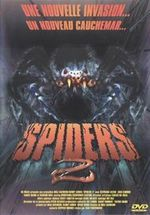Affiche Spiders : Le Retour des araignées géantes