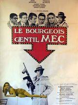 Affiche Le bourgeois gentil mec