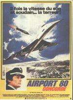 Affiche Airport 80 Concorde