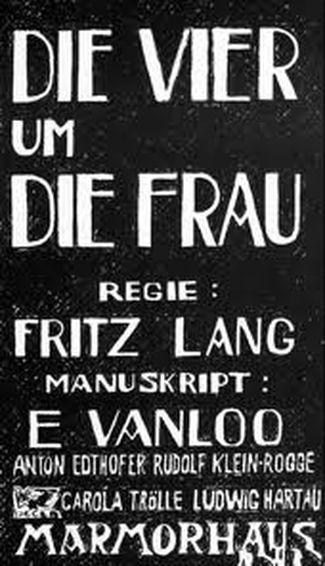 Top Fritz Lang Liste De 16 Films Senscritique