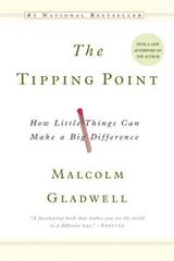 Couverture The tipping point