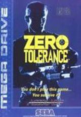 Jaquette Zero Tolerance