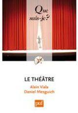 Couverture Le Théâtre