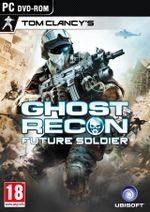 Jaquette Ghost Recon : Future Soldier