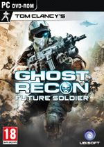 Jaquette Tom Clancy's Ghost Recon : Future Soldier