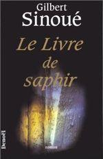 Couverture Le livre de saphir