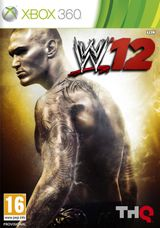 Jaquette WWE 12