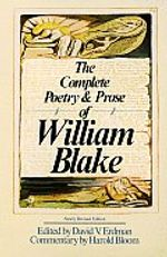 Couverture The Complete Poetry and Prose of William Blake