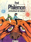 Couverture Simbabbad de Batbad - Philémon, tome 5