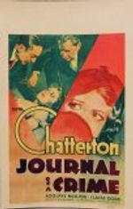 Affiche Journal Of A Crime