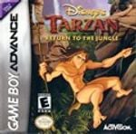 Jaquette Tarzan : Return to the Jungle