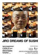 Affiche Jiro Dreams of Sushi