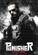 Affiche Punisher : Zone de guerre