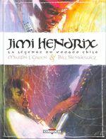 Couverture Jimi Hendrix - La Légende du Voodoo Child