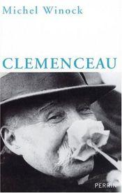Couverture Clemenceau
