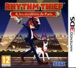 Jaquette Rhythm Thief et les Mystères de Paris