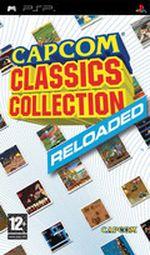 Jaquette Capcom Classics Collection Reloaded