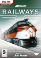 Jaquette Trainz Railways