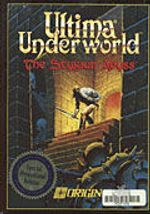 Jaquette Ultima Underworld