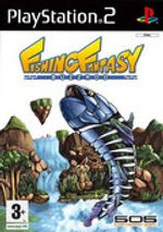 Jaquette Fishing Fantasy : BuzzRod