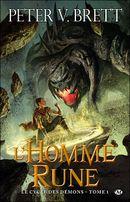Couverture L'Homme-Rune - Le Cycle des démons, tome 1