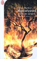 Couverture Apocalypses - Livres de sang, tome 4