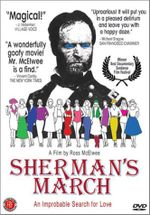 Affiche Sherman's March: an Improvisable Search for Love